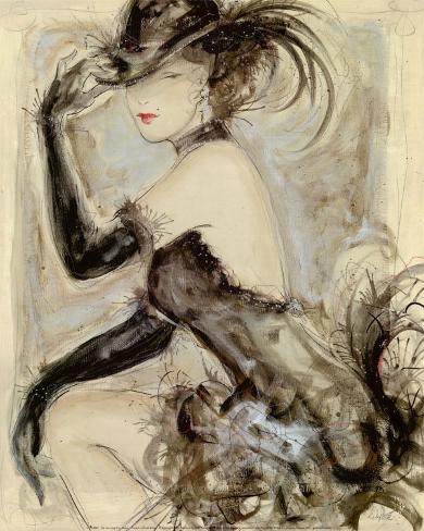 My Fair Lady I Kunstdruck