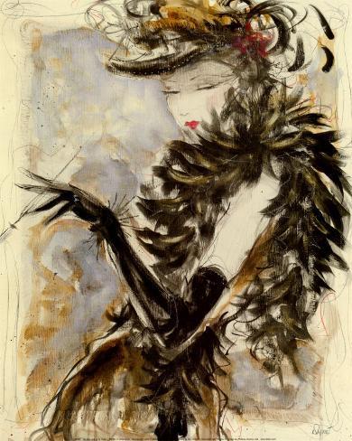 My Fair LadyIII Kunstdruck