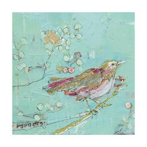 Birds of a Feather V2 Kunstdruck