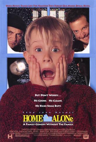 Kevin – Allein zu Haus Poster