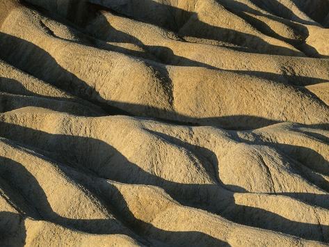 Rolling Desert Hills Fotografie-Druck