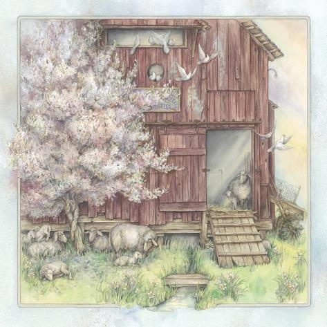 Welcome Another Spring Giclée-Druck