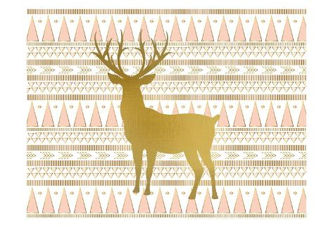 Oh Deer A Kunstdruck
