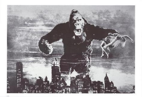 King Kong Neuheit