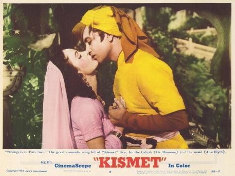 Kismet, 1956 Kunstdruck