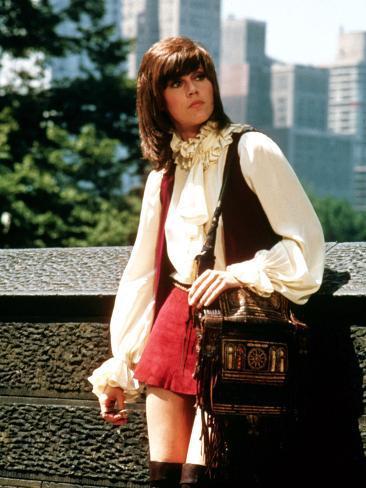 Klute, Jane Fonda, 1971 Foto