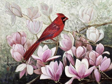 Cardinal, 2001 Giclée-Druck
