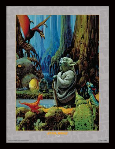 Krieg der Sterne - Yoda Sammlerdruck