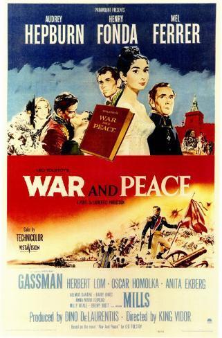 Krieg und Frieden Neuheit
