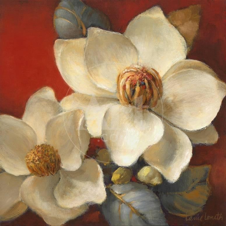 Magnolia Passion II Kunstdrucke von Lanie Loreth bei AllPosters.de