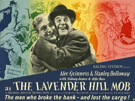 Lavender Hill Mob (The) Kunstdruck
