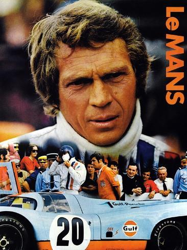 Le Mans Kunstdruck
