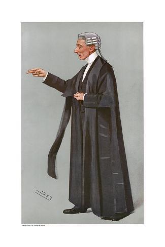 J F P Rawlinson, 1908 Giclée-Druck