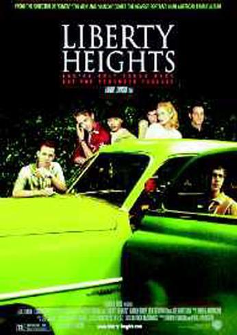 Liberty Heights Originalposter