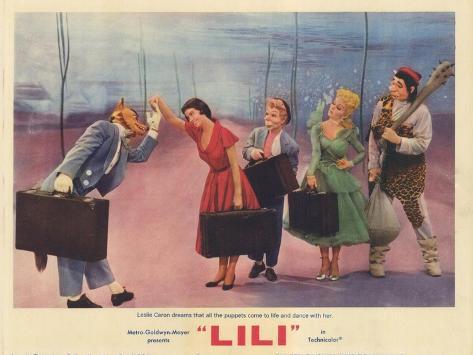 Lili, 1964 Kunstdruck