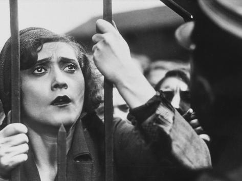 Elisabeth Wendt: La Tragédie De La Mine, 1931 Fotografie-Druck
