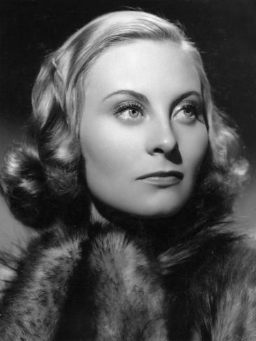 La Michèle Morgan Loi Du Nord, 1939 Fotoprint