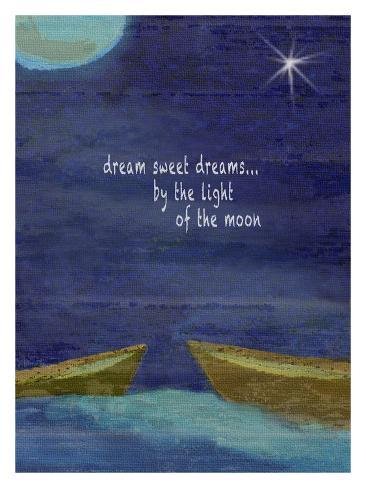 Dream Sweet Dreams Gicléedruk Van Lisa Weedn Bij Allpostersnl