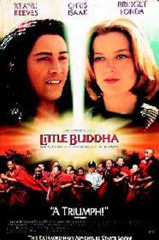 Little Buddha Originalposter