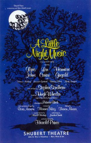 Little Night Music, A (Broadway) Neuheit