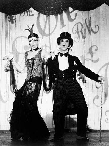 Liza Minnelli , Joel Grey, 1972 Fotografie-Druck