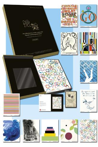 London 2012 Olympics Posters Box Set Poster-Set