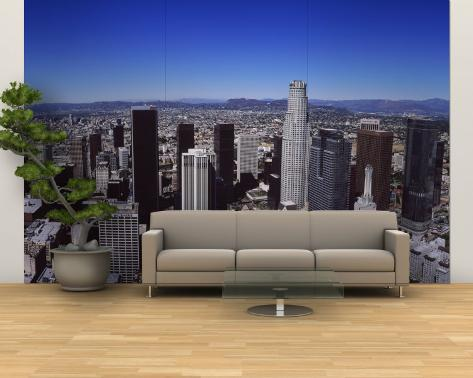 los angeles california usa fototapete gro bei. Black Bedroom Furniture Sets. Home Design Ideas