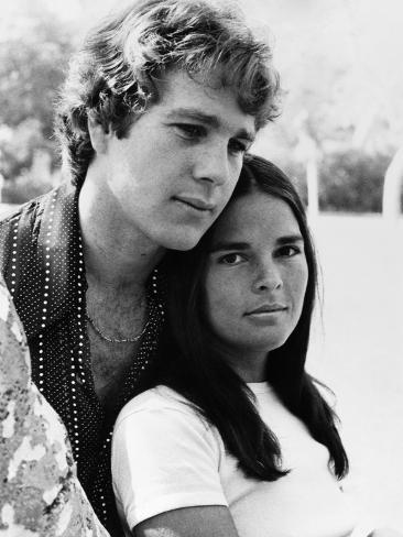Love Story, 1970 Fotografie-Druck