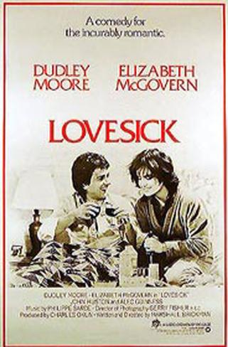 Lovesick Originalposter
