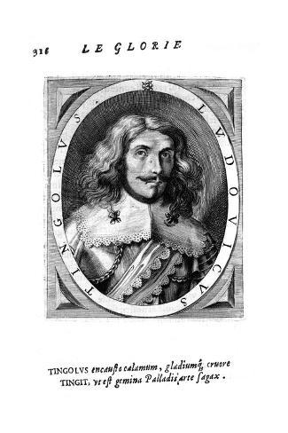 Ludovico Tingoli Giclée-Druck