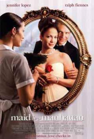 Maid in Manhattan (double-sided) Originalposter