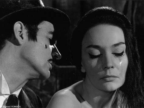 René-Louis Lafforgue and Ludmilla Tchérina: Les Amants de Teruel, 1962 Fotografie-Druck