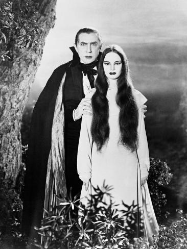 Mark of the Vampire, 1935 Fotografie-Druck