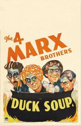 Marx Brothers im Krieg, Die Neuheit