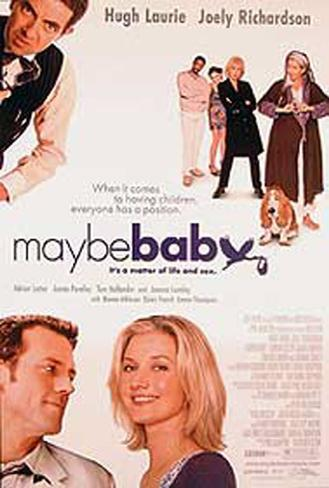 Maybe Baby - Sex nach Plan Originalposter
