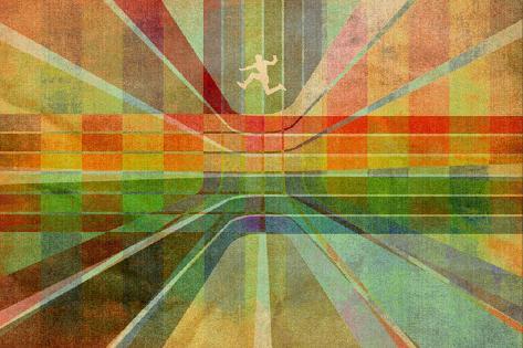 Maze Running Poster