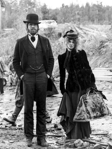 Mccabe And Mrs. Miller, Warren Beatty, Julie Christie, 1971 Foto