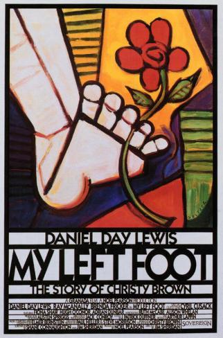 Mein linker Fuß Neuheit