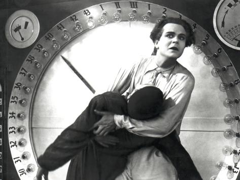 Metropolis, Gustav Frohlich, 1927 Foto
