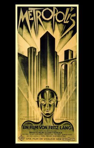 Metropolis Neuheit