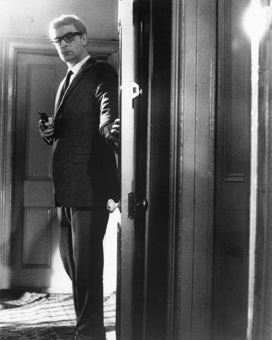 Michael Caine, The Ipcress File (1965) Foto