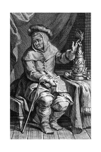 Michel de Saint-Martin Giclée-Druck
