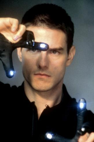 Minority Report 2002 Directed by Steven Spielberg Tom Cruise Foto