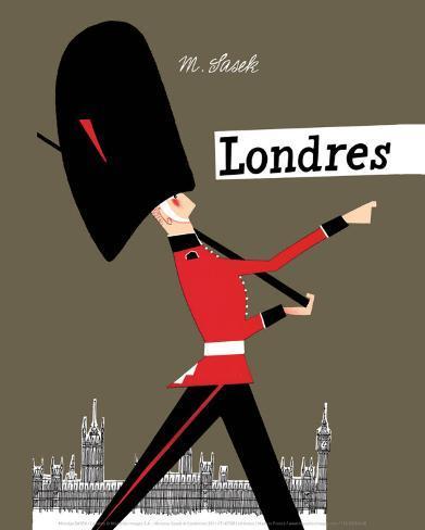 London Kunstdruck