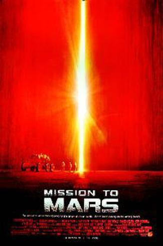 Mission To Mars Originalposter