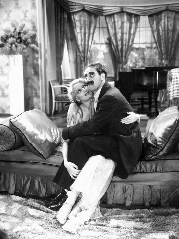 Monkey Business, Thelma Todd, Groucho Marx, 1931 Foto