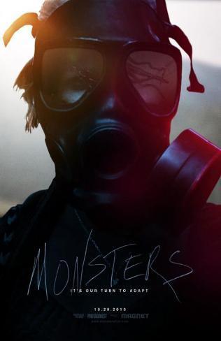 Monsters Masterprint