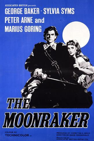 Moonraker (The) Kunstdruck