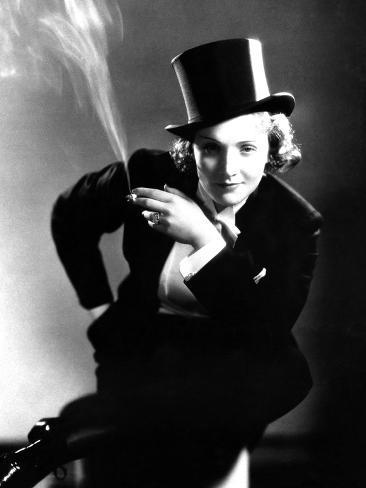 Morocco, Marlene Dietrich, 1930 Foto