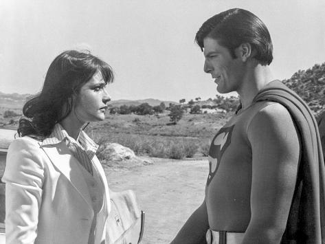 A scene from Superman. Foto